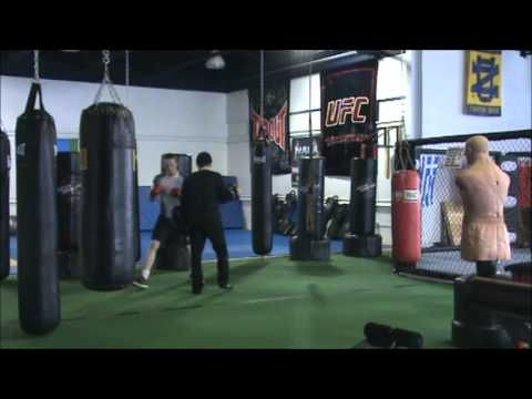 Self defense, street fighting, sambo Image 1