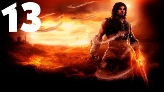Prince of Persia: The Forgotten Sands Walkthrough - Part 13 - The Rooftop Gardens