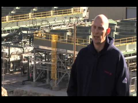 Mammoth Pacific Geothermal Power Plant