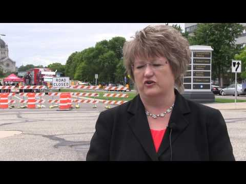 Transportation Minute with Sen. Vicki Jensen