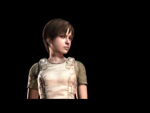 Resident Evil 5 - Unused Character Speech
