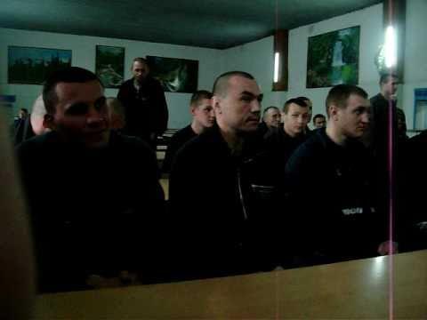 Евангелизация в ИТК2 г.Дзержинск 30 апреля 2011г