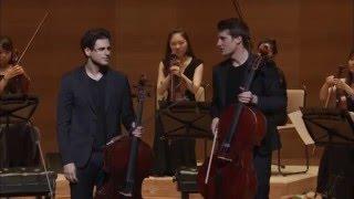 2cellos Bach Air On A G String Live At Suntory Hall Tokyo
