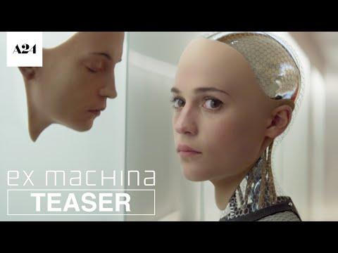 Ex Machina | Official Teaser Trailer HD | A24