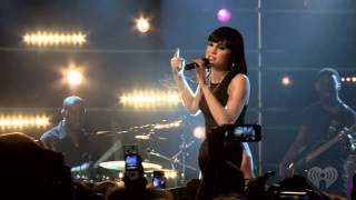 Jessie J Performs _Party In The USA_ ( iHeartRadio Live Series).