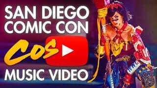 Les plus beaux Cosplay du Comic Con de San Diego