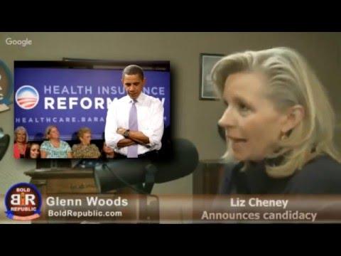 Liz Cheney Announces Candidacy 2016