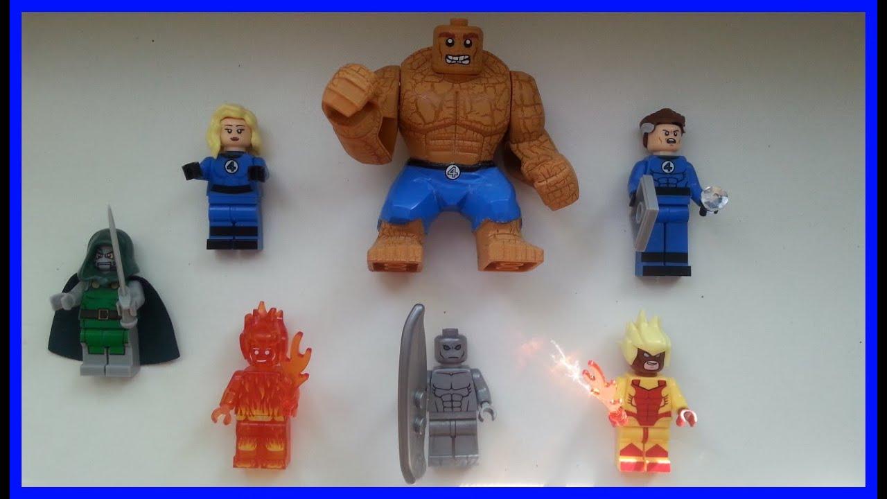 Новый Обзор мини-фигурок Лего 2015 из Китая 3 часть - YouTube