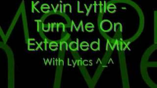 Turn Me On By Kevin Lyttle Ft Alison Hinds Extended Mix