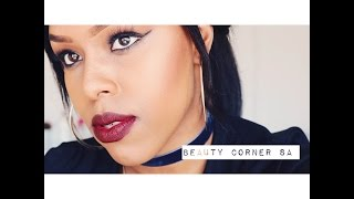 BEAUTY CORNER SA GIVEAWAY WINNER!!!! | SOUTH AFRICAN BEAUTY BLOGGER