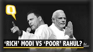 'Modi Is the Loudspeaker of the Rich' Is Rahul Gandhi's New Narrative | The Quint