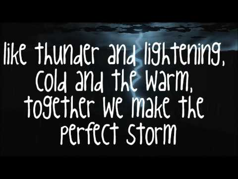 Hurricanes by The Script (Lyrics)