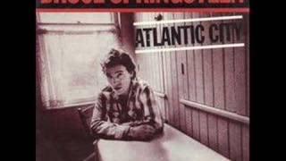 Watch Bruce Springsteen Atlantic City video