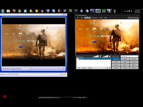 How To Stream with The HD PVR using XSPLIT