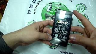 Распаковка, обзор телефона Gigabyte GSmart Essence