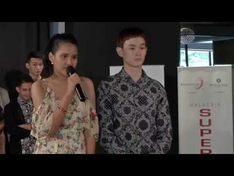 Malaysia Supermodel Search 2014 - Outdoor Editorial ( Episode 6 ) Penang