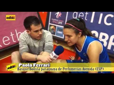 Básquetbol: Paola Ferrari, próxima a conquistar otro título en España