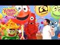 Yo Gabba Gabba! Full Episodes HD - Jason Bateman   Good Guys   Spies   Balloon Party   kids songs