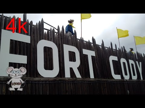 4k Fort Cody Trading Post, North Platte, NE