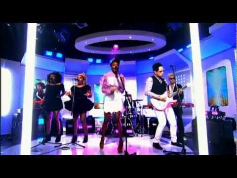 Noisettes - I Want You Back (Live This Morning)