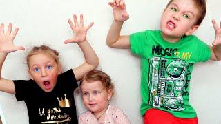Хелпик КАК ДЖИН Исполняет Желания Ромы! ЧТО Натворили ДЕТИ Дома?