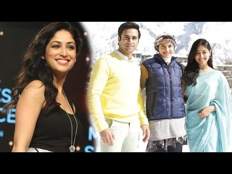 Yami Gautam Shares Her Experience Of Shooting Sanam Re