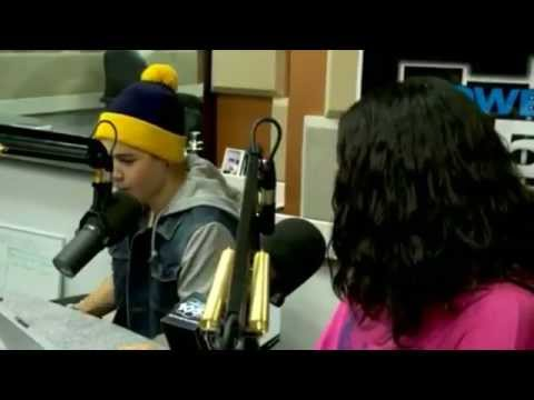 Justin Bieber on The Breakfast Club (full interview)