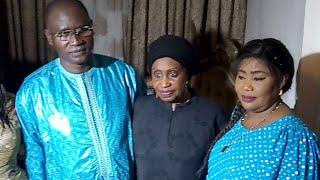 Voici le mari de Fatou Guewel et maître Nafissatou Notaire