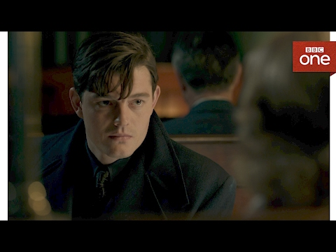 Douglas questions Barbara - SS-GB: Episode 1 - BBC One