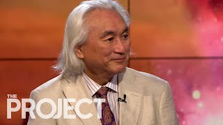 Theoretical Physicist Michio Kaku on The Future of Humanity | The Project NZ