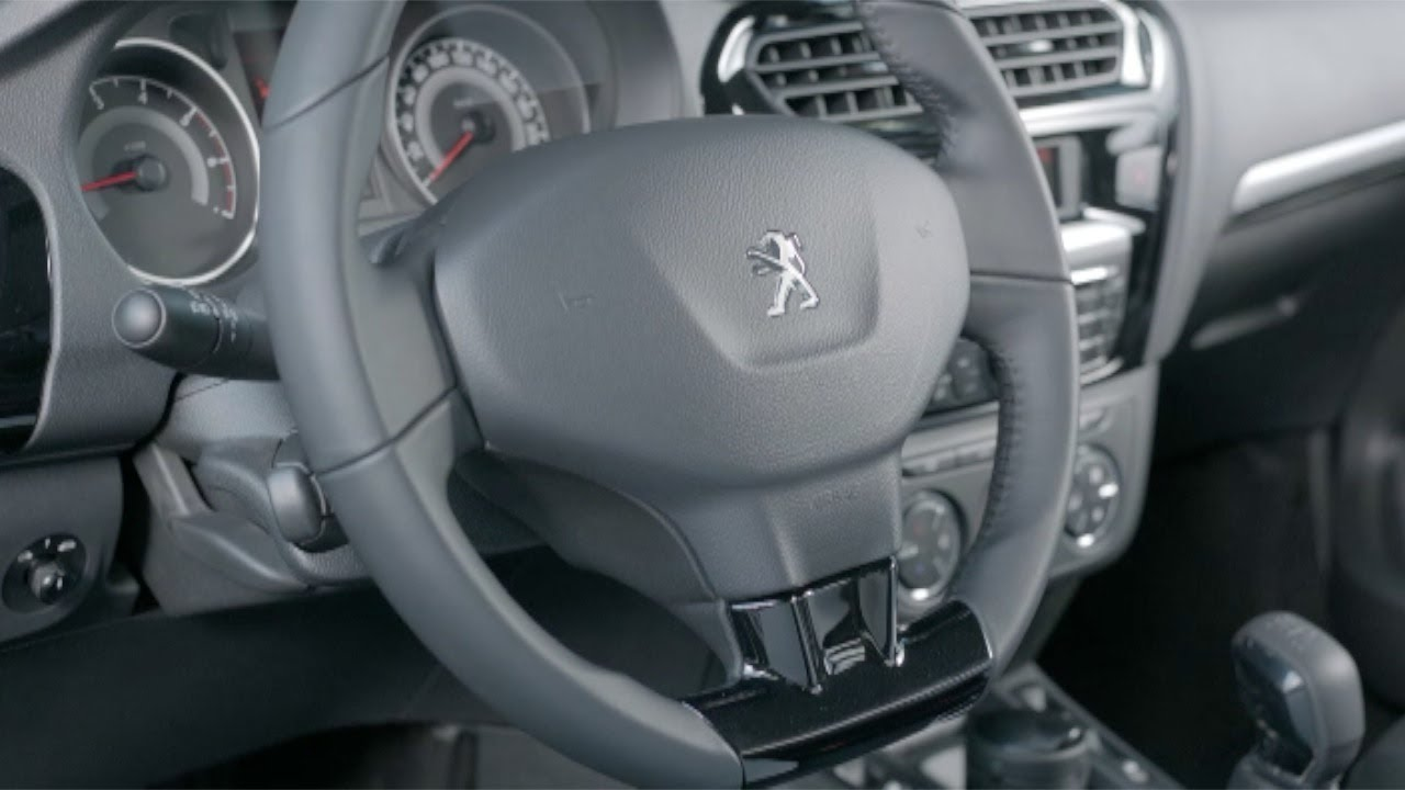 2013 Peugeot 301 Interior Hd Youtube