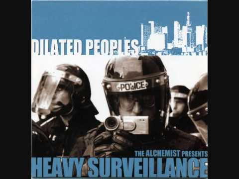 Dilated Peoples feat.Prodigy - Theives