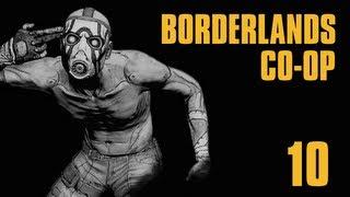 Прохождение Borderlands Co-op : Часть 10 — Босс: Кувалда