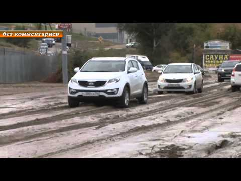 Видеофакт: ночной разгул стихии затопил Волгоград
