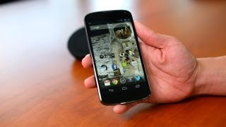 Review: Google Nexus 4 Smartphone