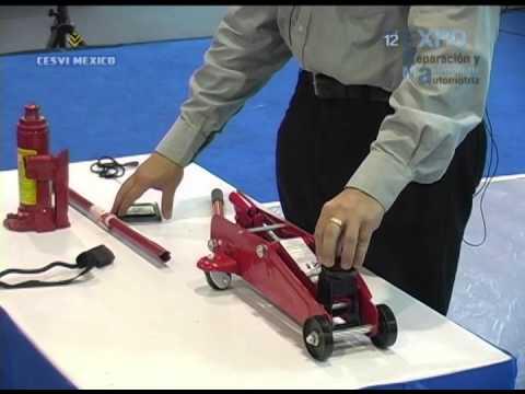 Reparar gato hidraulico
