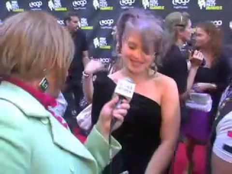 Ep. 129 - Damiana Garcia at the 2010 NewNowNext Awards