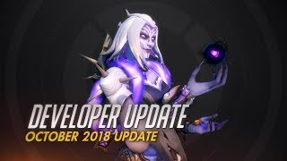 Developer Update | October 2018 Update | Overwatch