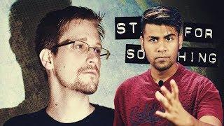 Who is Edward Snowden ? | World's Biggest Hacker ? Secret Agent ?