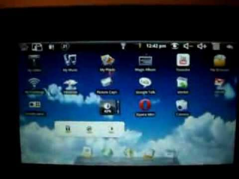 LY-706 MID Tablet  Low-budget táblagép - Használt teszt
