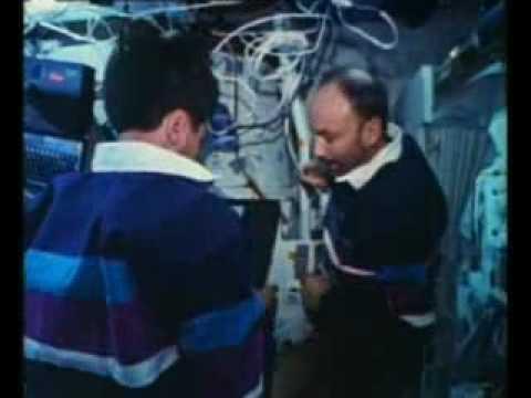 L'astronauta Franco Malerba