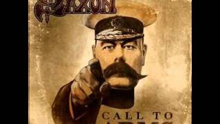 Watch Saxon Call To Arms video