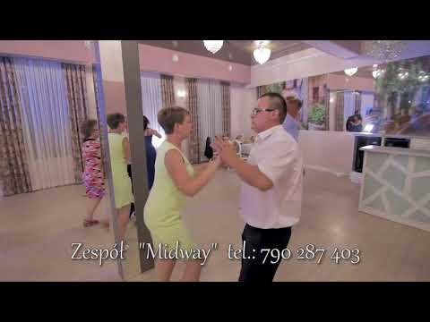 Zabawa Weselna 2018- Zespół Midway