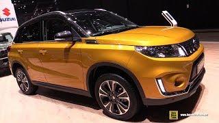 2019 Suzuki Vitara - Exterior and Interior Walkaround - 2019 Geneva Motor Show