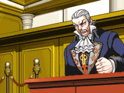 The Return of the OBJECTION! No super objection this time but there is something else.... Something even greater!