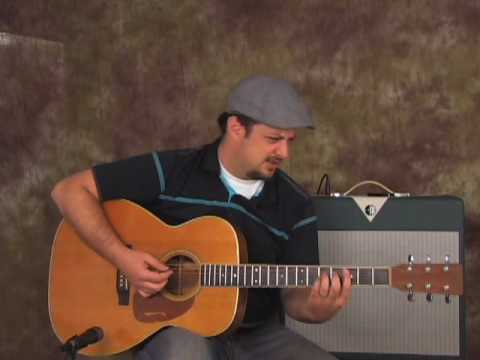 Tenacious D - Kickapoo - How to play on Guitar pt 2 - Jack Black Kyle Gass Pick of Destiny