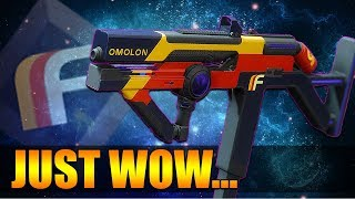OH MY BAJESUS! FWC's SMG IS WOW... | Destiny 2 Stochastic Variable