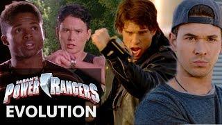 Black Ranger Evolution | Power Rangers