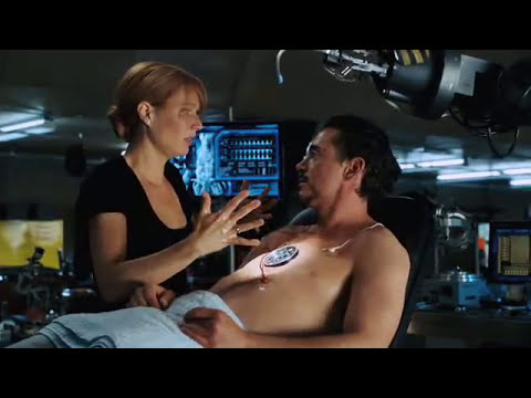 Iron Man, Chest Arc Reactor : Indy Mogul Epix HD FX Reboot