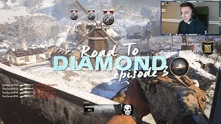 WWII Road to Diamond - Episode 3 (I HIT!!)